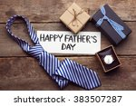 Happy Father's Day Inscription...