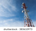 Telecommunication Tower Mast T...