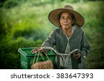 Old Women Couple With Their...
