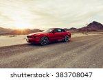 bonneville  utah  usa june 4 ... | Shutterstock . vector #383708047