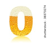 vector beer number | Shutterstock .eps vector #38373274