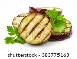 Grilled Eggplant Slices And...