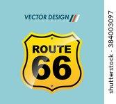 traffic signal design  | Shutterstock .eps vector #384003097