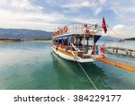 Tour Boat In Marmaris