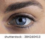Eye Closeup Female Beautiful...