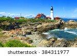 Portland Head Lighthouse Maine...
