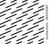 abstract geometric monochrome ... | Shutterstock .eps vector #384319087