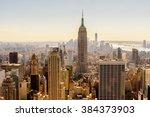 new york  usa   oct 6  2015 ... | Shutterstock . vector #384373903