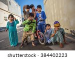 khasab  musandam   oman  ...   Shutterstock . vector #384402223