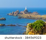 La Corbiere Lighthouse On The...