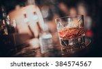 glass of whiskey  glasses   Shutterstock . vector #384574567