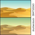 Desert 3  Desert Landscape In ...