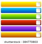 horizontal  colorful vivid...   Shutterstock . vector #384770803