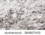 Silver Foil Background
