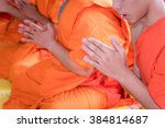 Buddhist Monks Chanting