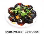 Chinese Century Eggs In The...