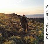 sunrise hunter | Shutterstock . vector #385006147