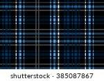 tartan plaid seamless pattern... | Shutterstock .eps vector #385087867