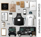 Vector Food Truck Corporate...