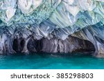 Marble Caves Of Lake General...