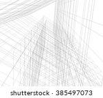 design building | Shutterstock . vector #385497073