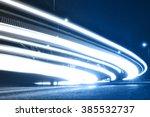light cars | Shutterstock . vector #385532737