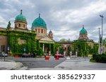 Entrance To Mirogoj Cemetery...