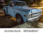 The Chevrolet Truck C10 1969...