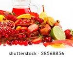 fresh fruits | Shutterstock . vector #38568856