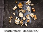 Mixed Mushrooms. Shiitake ...