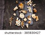 Mixed Mushrooms. Shiitake ...