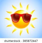 Summer Sun Sunglasses. Summer...