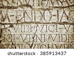 background of an old cracked...   Shutterstock . vector #385913437