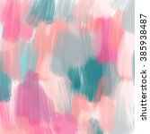 paint swatch abstract painted... | Shutterstock . vector #385938487