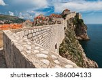 Dubrovnik  Croatia View From...