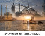 Istanbul Turkey   Maiden Tower...