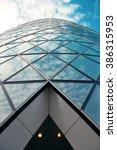 london  uk   sep 27  financial... | Shutterstock . vector #386315953