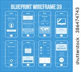 Mobile Wireframe App Ui Kit 39...