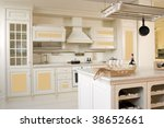 white kitchen | Shutterstock . vector #38652661