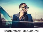African American Businessman I...