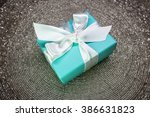 Gift In A Beautiful Box With A...