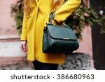 female fashion concept. close... | Shutterstock . vector #386680963