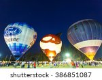 chiangmai thailand  march 4... | Shutterstock . vector #386851087