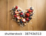 Granola Healthy Snack With...