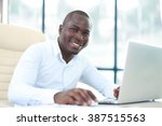 image of african american... | Shutterstock . vector #387515563