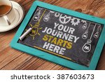 Small photo of Your Journey Starts Here
