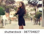 Young Beautiful Stylish Girl I...