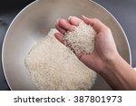 rice | Shutterstock . vector #387801973