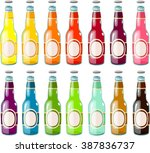 vector illustration of various... | Shutterstock .eps vector #387836737