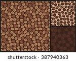 Coffee Pattern  Coffee Beans...